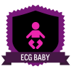 "Badge icon ""Baby (47)"" provided by Roger Cook & Don Shanosky, from The Noun Project under The symbol is published under a Public Domain Mark"